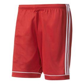 Игровые шорты adidas Squadra 17 красные
