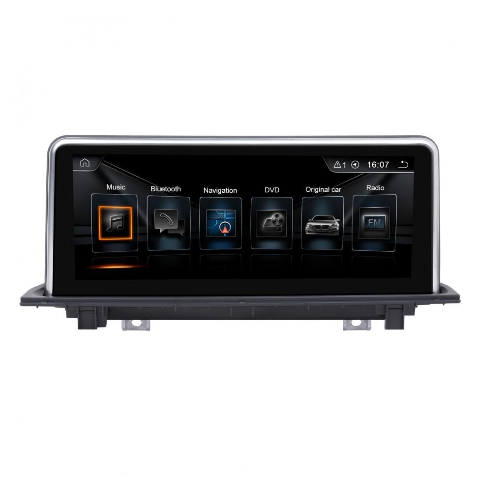 Монитор Radiola RDL-8509  для BMW X1 F48 EVO (2017-) Android 8.1