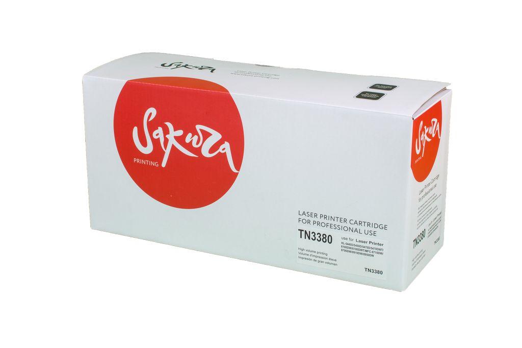 Картридж Sakura TN3380