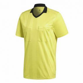 Футболка судьи adidas Referee 18 жёлтая