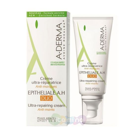 A-Derma Epitheliale Duo Восстанавливающий крем, 40 мл