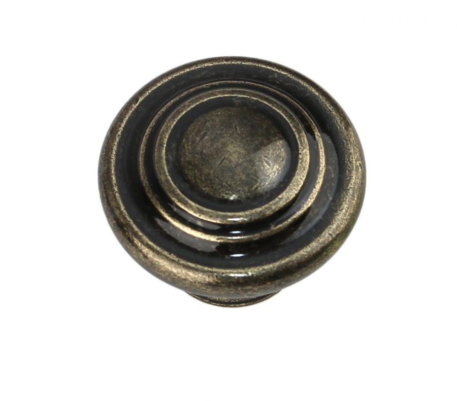 Мебельная ручка круглая RC059AB.4