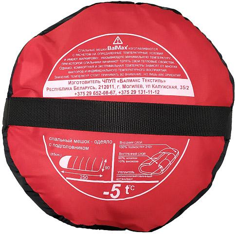 Спальный мешок Balmax ALASKA Expert series до -5