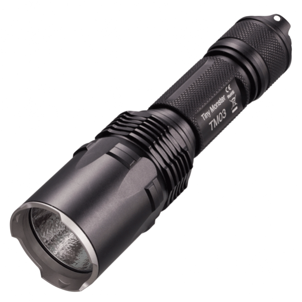 Светодиодный тактический фонарь Nitecore TM03 CRI Cree XHP70