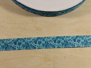 Лента репсовая с рисунком, ширина 22 мм, длина 10 м, Арт. ЛР5863