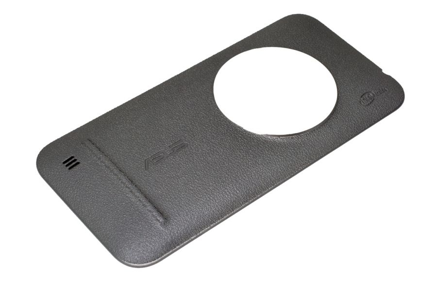 Задняя крышка Asus ZX551ML ZenFone Zoom (black) Оригинал