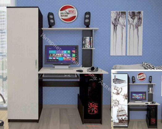 """Компьютерный стол """"Интерьер Центр"""" КС-001"""