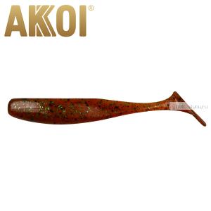 Мягкая приманка Akkoi Original Drop 2,9''  74 мм / 2,2 гр / упаковка 6 шт / цвет: OR21