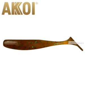 Мягкая приманка Akkoi Original Drop 2,9''  74 мм / 2,2 гр / упаковка 6 шт / цвет: OR23