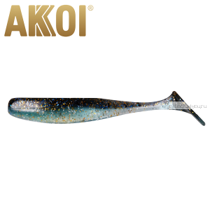 Мягкая приманка Akkoi Original Drop 4''  100 мм / 6 гр / упаковка 5 шт / цвет: OR06