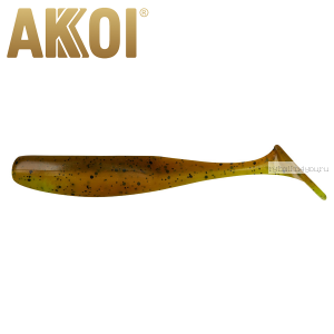 Мягкая приманка Akkoi Original Drop 4''  100 мм / 6 гр / упаковка 5 шт / цвет: OR17