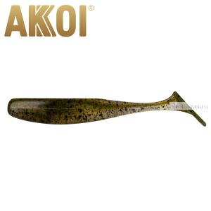 Мягкая приманка Akkoi Original Drop 4''  100 мм / 6 гр / упаковка 5 шт / цвет: OR18