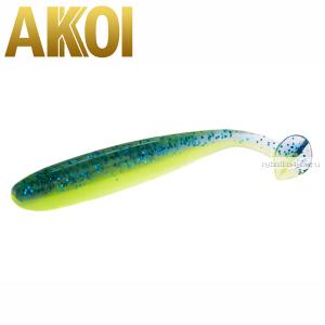 Мягкая приманка Akkoi Prime 4,5'' 115 мм / 8 гр / упаковка 4 шт / цвет: SE05