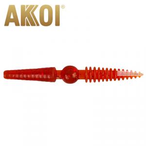 Мягкая приманка Akkoi Pulse 55 мм / 0,75 гр / упаковка 10 шт / цвет: OR30