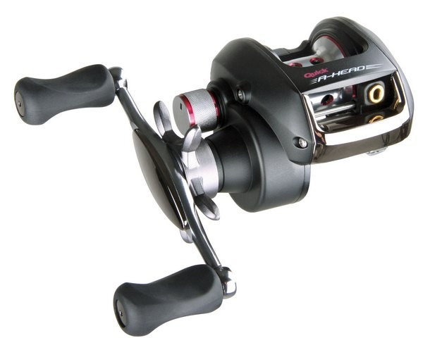 Катушка QUICK A-HEAD BAITCAST LH 7 подшипников