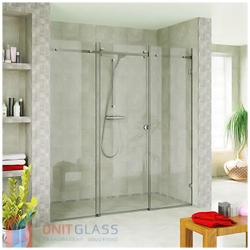 Душевая дверь UnitGlass Ezza SD-DGG