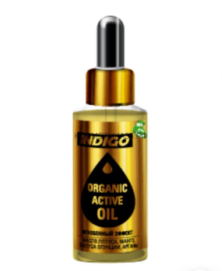 INDIGO - Органик-Актив масло для волос ORGANIC ACTIVE OIL 30 мл.