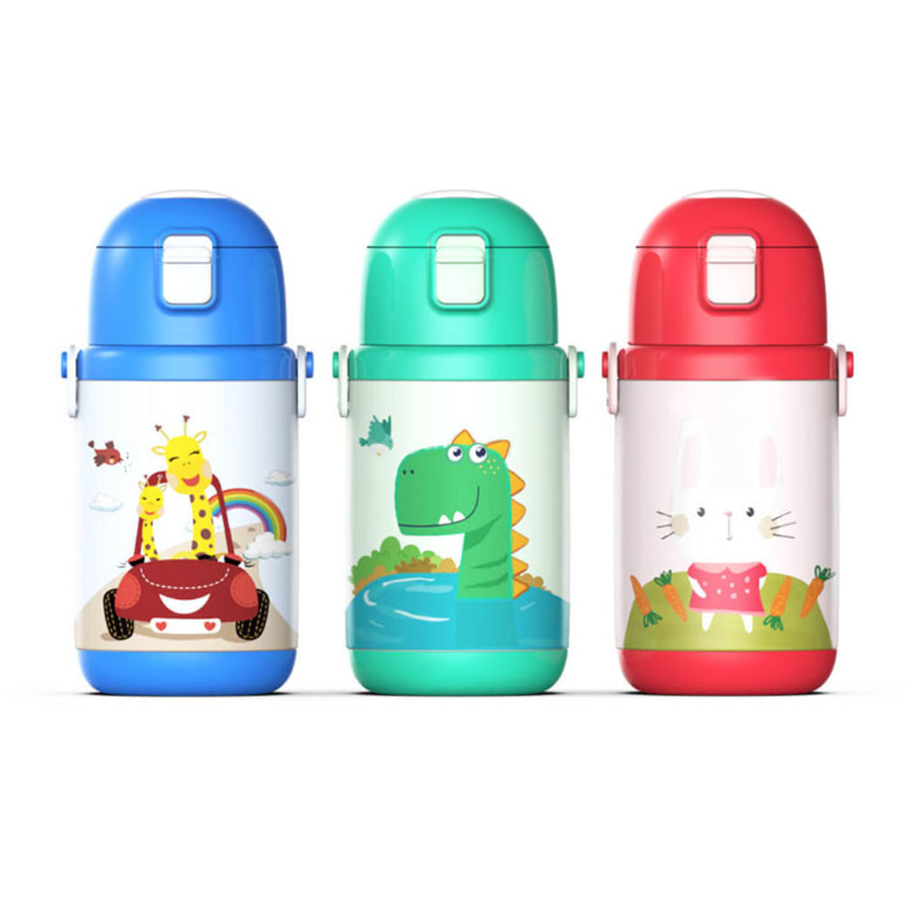Термос детский Elf Bird Child Intelligent Insulation Cup