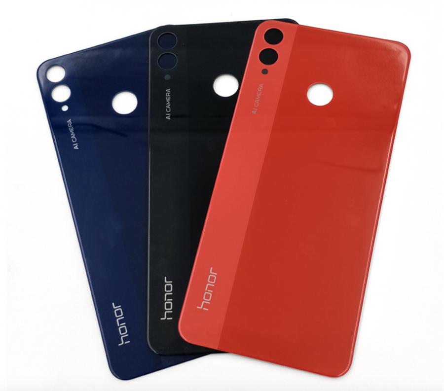 Задняя крышка Huawei Honor 8X (red)