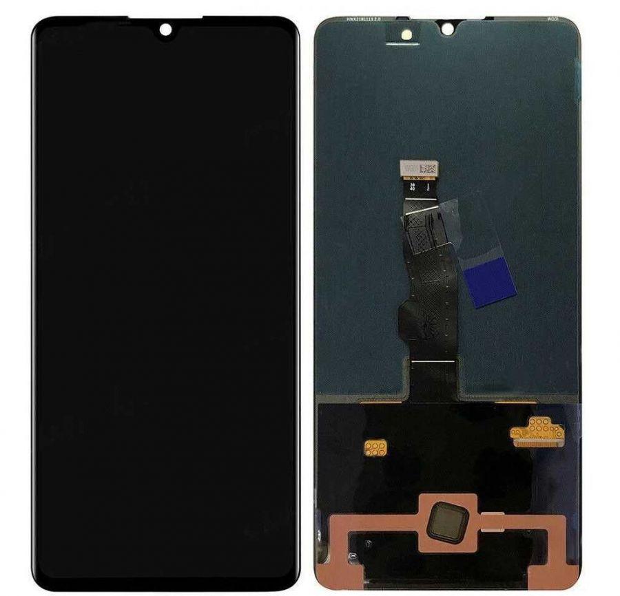 LCD (Дисплей) Huawei P30 (в сборе с тачскрином) (black) Оригинал