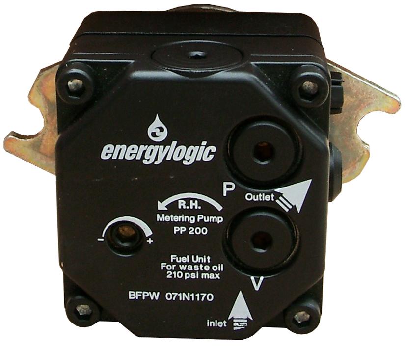 Насос топливный Energylogic EL 140, 200, 340