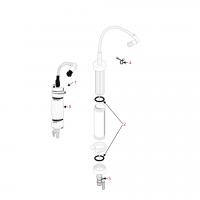 Ремкомплект преднагревателя EL 375
