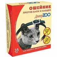 Доктор ЗОО Ошейник для кошек, 35 см.