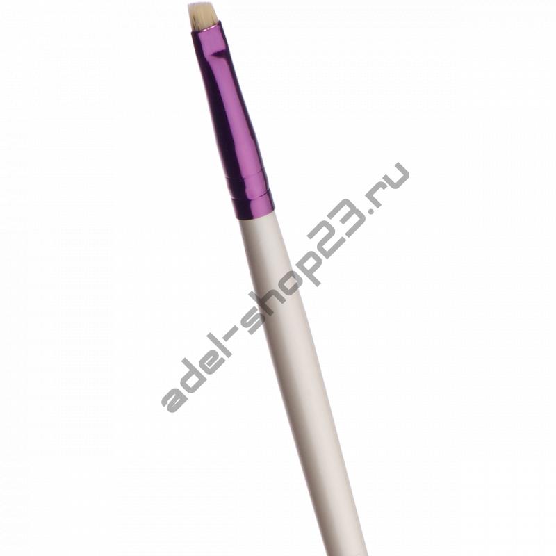 Manly PRO - Кисть плоская скошенная для бровей К46