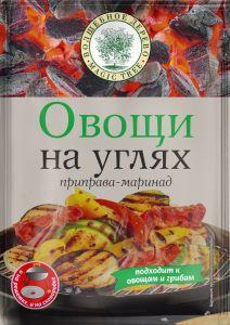 ВД Приправа-маринад Овощи на углях 30 г