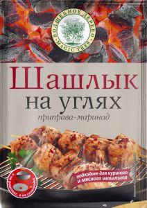 ВД Приправа-маринад Шашлык на углях 30 г