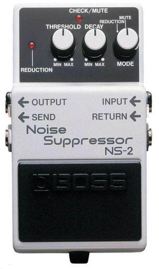 BOSS NS-2 Педаль гитарная нойзгейт