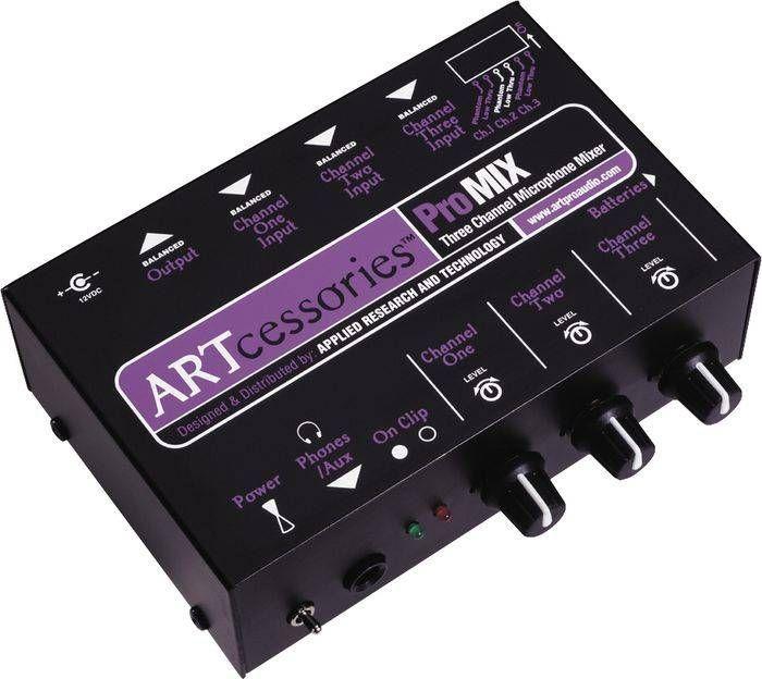 ART ProMIX Компактный микшер