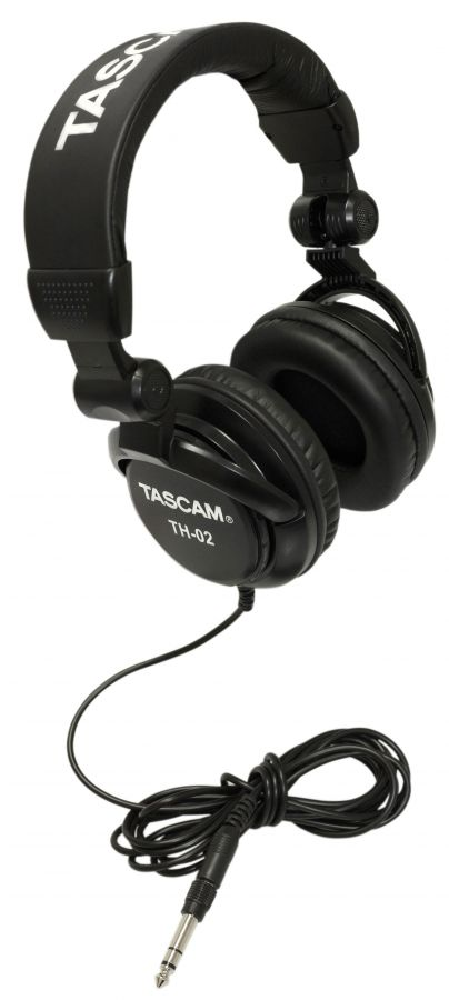 TASCAM TH-02 BLACK Наушники