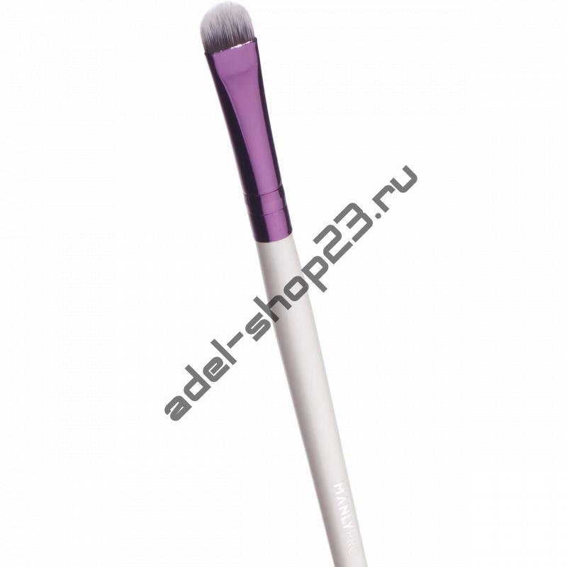 Manly PRO - Кисть для четкого нанесения кремовых текстур К121