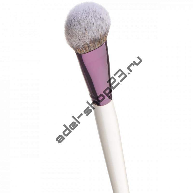 Manly PRO - Многофункциональная кисть для кремовых и сухих текстур К123