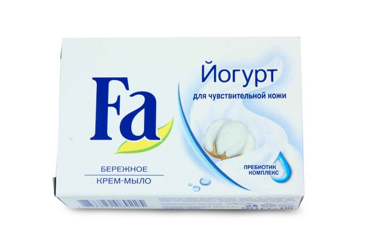 Мыло Fa 90г Yoghurt д/чувств кожи