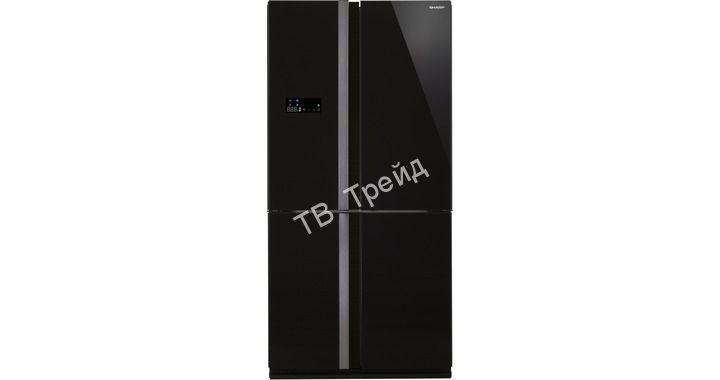 Холодильник Sharp SJFJ97VBK