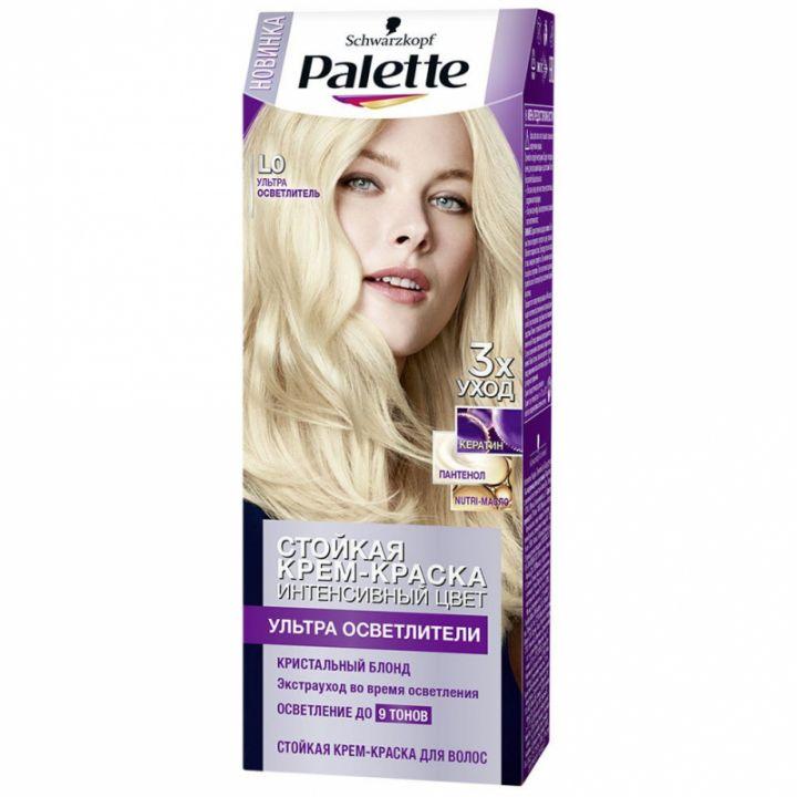 Краска д/волос PALETTE ICC L0 Ультра осветлитель