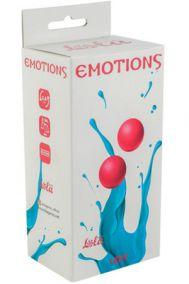 Вагинальные шарики раздельные Lola Toys Emotions Lexy Small розовые