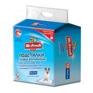 Mr.Fresh Expert Regular 90х60 Пеленки д/ежедневного применения (16 шт)