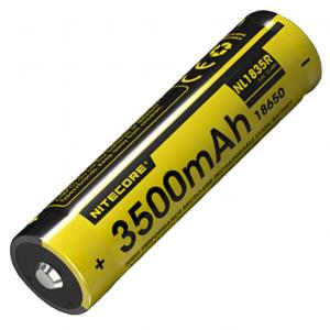 Аккумулятор Nitecore 18650 3500mAh NL1835R