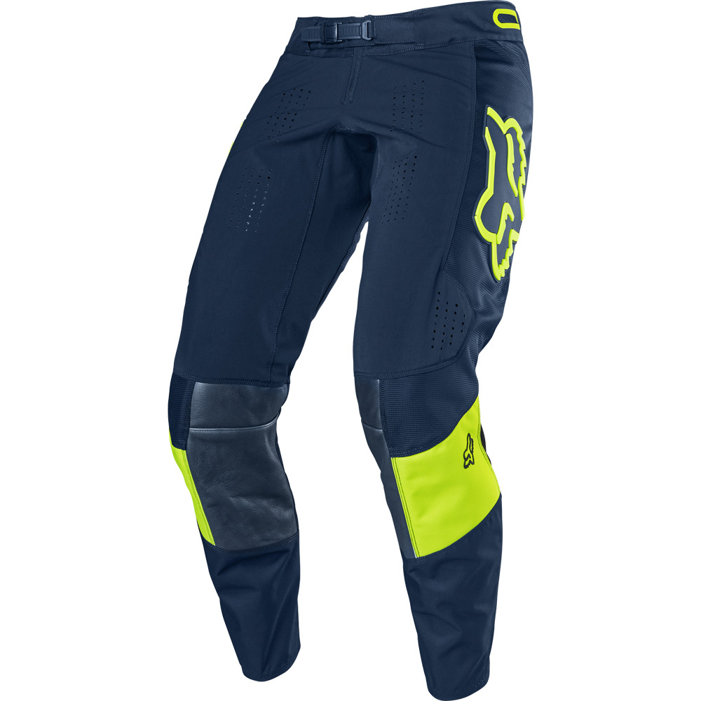 Fox - 2020 360 Bann Navy  штаны, синие