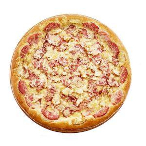Пицца Мясная Де люкс 800г