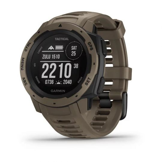 Часы Garmin Instinct Tactical Edition хаки