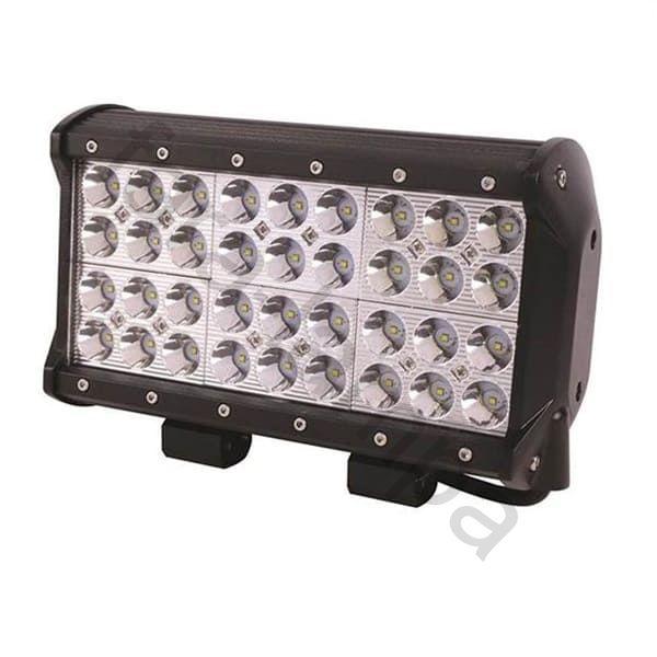 Светодиодная балка 108 ватт ближний рабочий свет четырехрядная