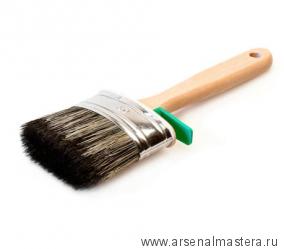Кисть из смеси синтетической и натуральной щетины 100/32 мм Osmo 217080