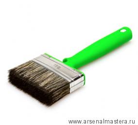 Кисть плоская из смеси синтетической и натуральной щетины 100/25 мм Osmo 267100