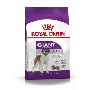 Корм сухой ROYAL CANIN GIANT ADULT для взрослых собак гигантских пород 4кг