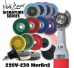 Гриндер для резьбы по дереву Merlin 2 Nick Agar Signature Series Woodworking Set KAT 10116EU М00014818