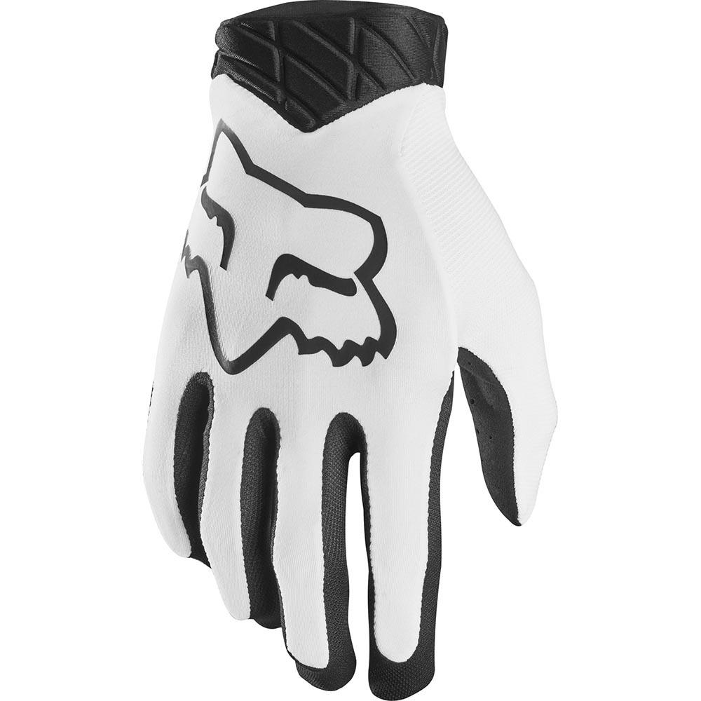 Fox - 2020 Airline White перчатки, белые